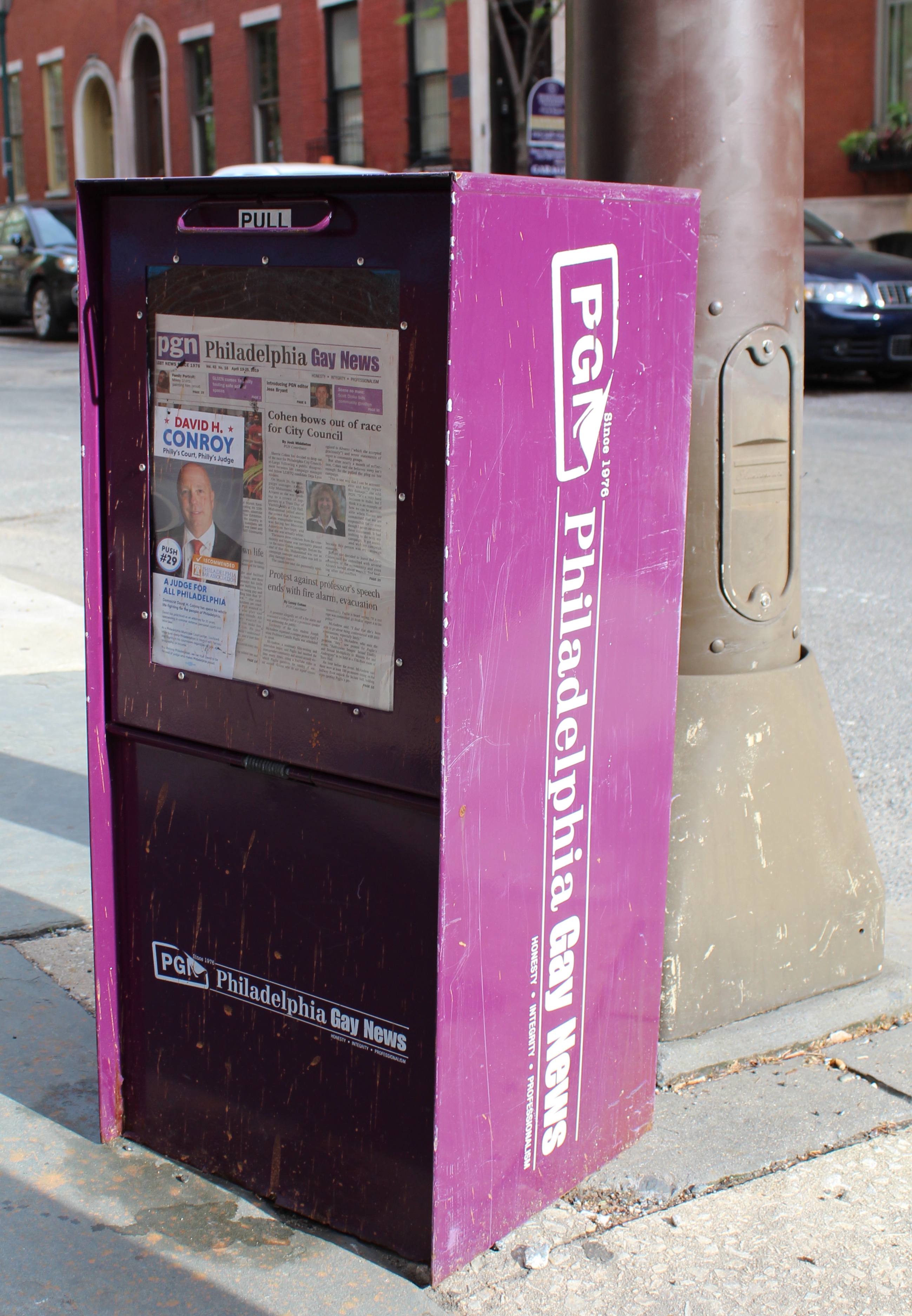 Philadelphia Gay News - Wikipedia