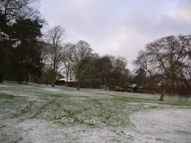Pitch and putt course - geograph.org.uk - 650142
