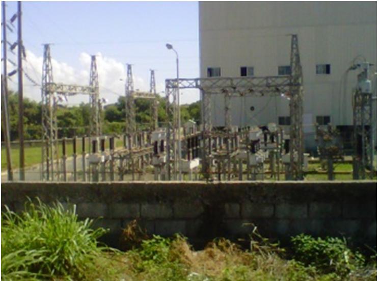 Description Planta generadora de electricidad en La Punta Pescadora