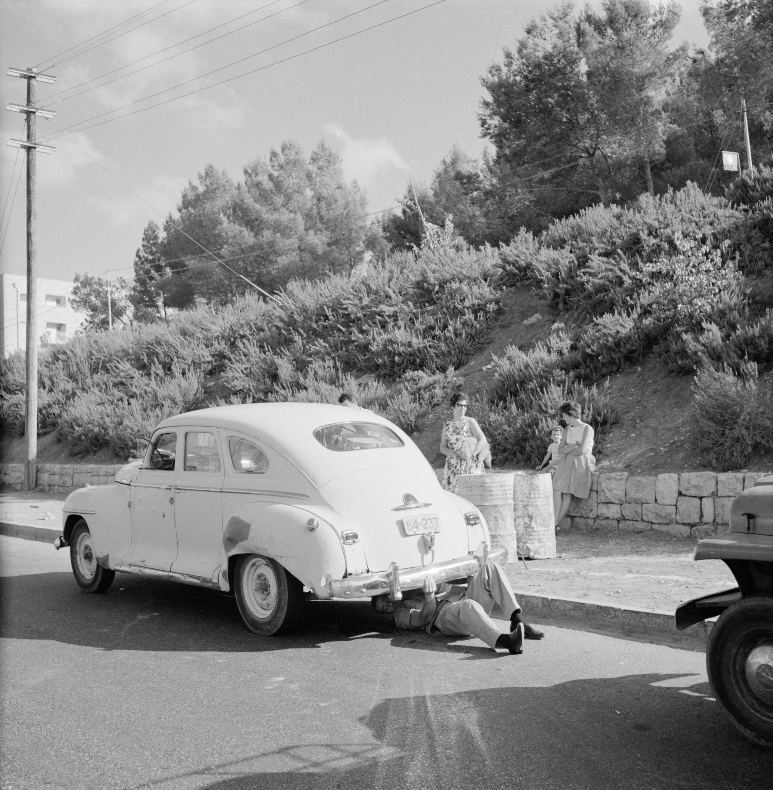 מכונית 1964