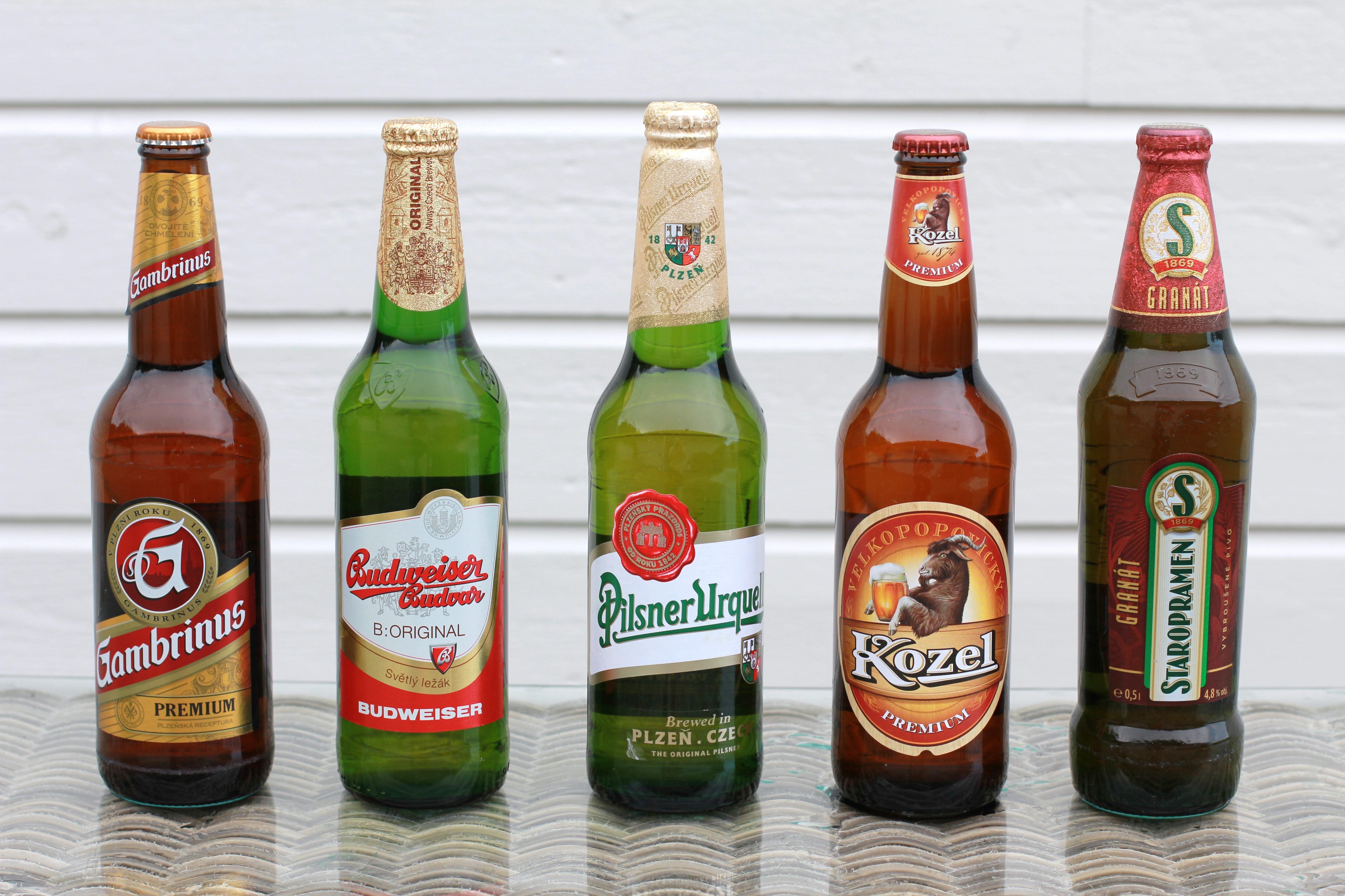 Cervejas tchecas