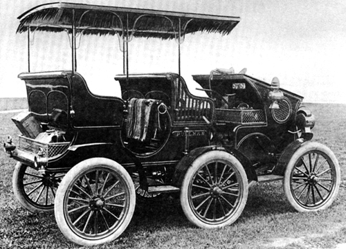 History of Early American Automobiles 1861-1929 page 8b