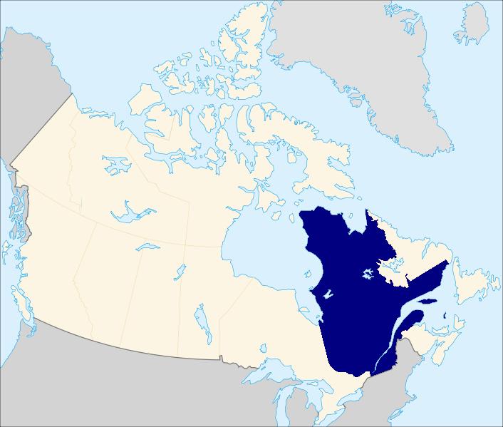 Archivi:Québec (localisation).PNG