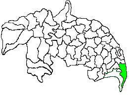 Repalle mandal Mandal in Andhra Pradesh, India