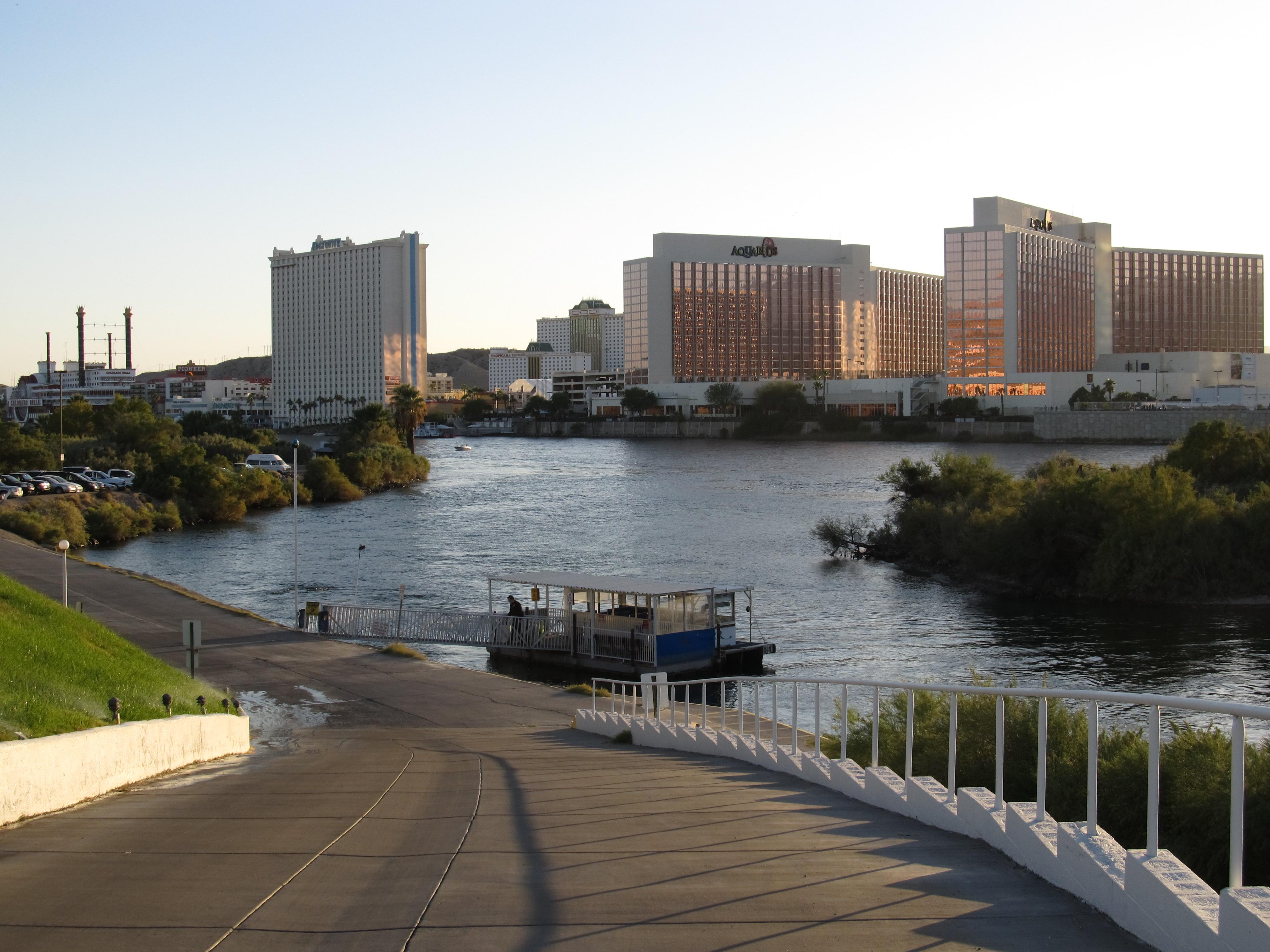File:Resorts of Laughlin, Nevada Along Colorado River ...