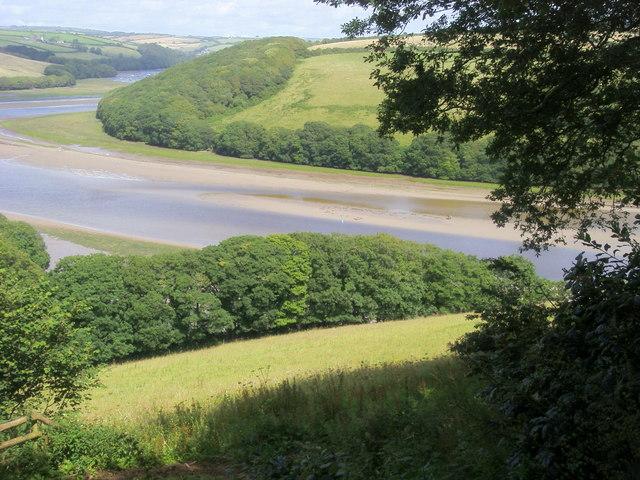 River Avon - geograph.org.uk - 1589976