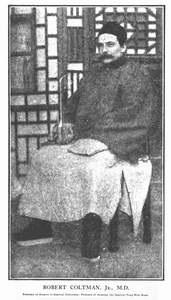 Robert Coltman American physician