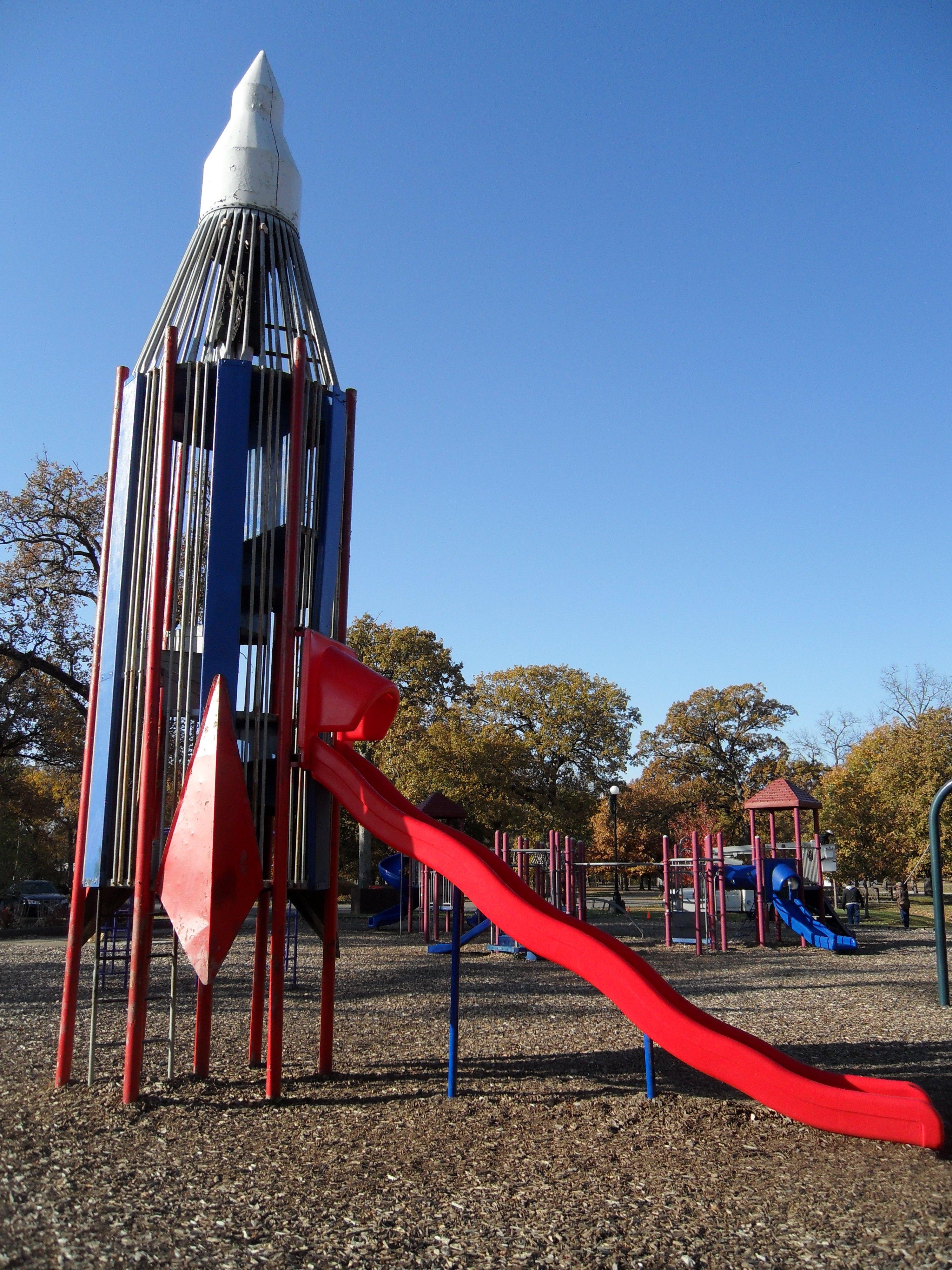 Rocket Slide Rocket Slide Park