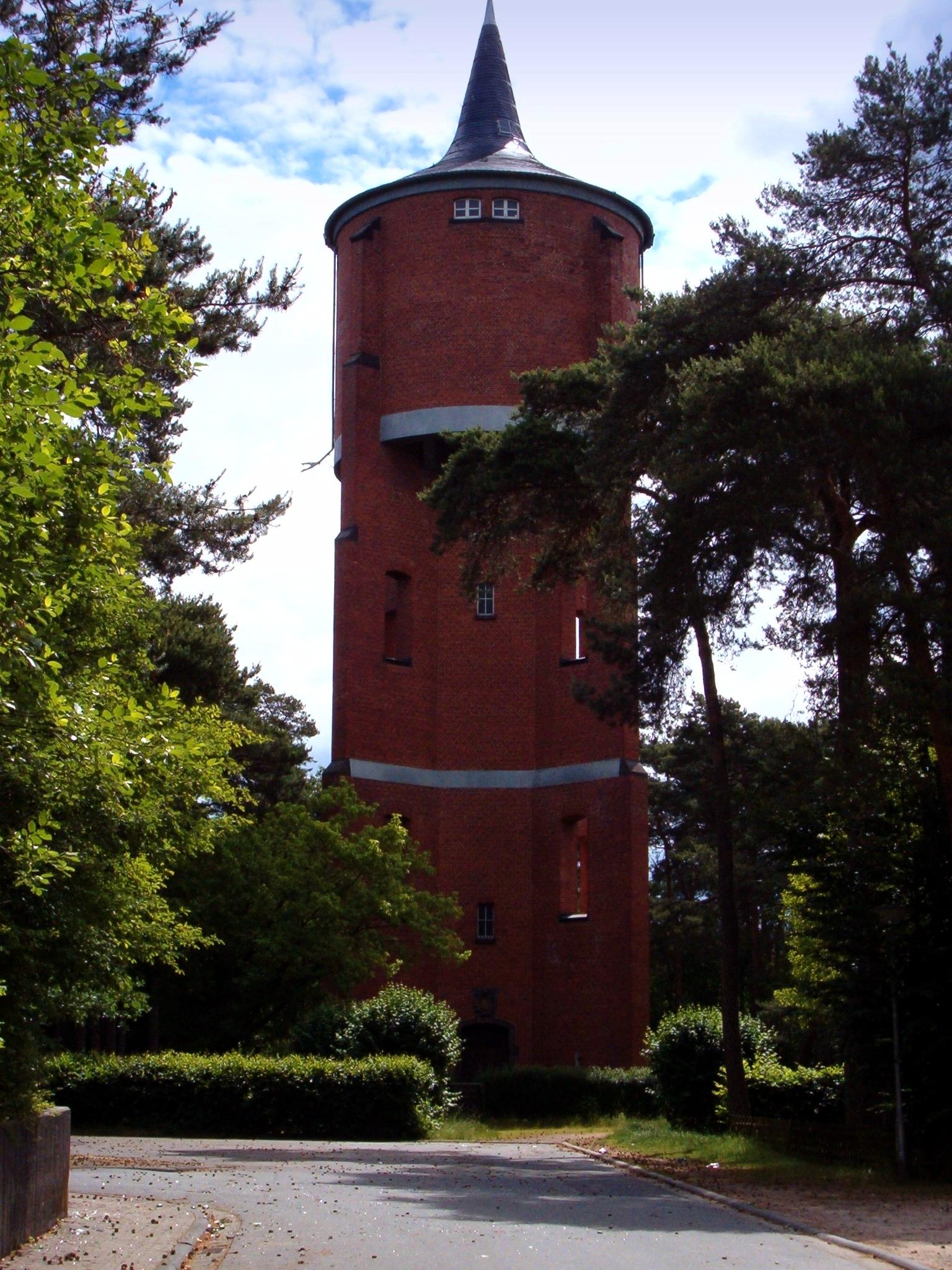 Wasserturm Rodgau-Jügesheim – Wikipedia