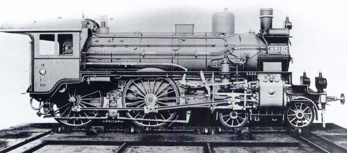 Pruska lokomotywa S5²