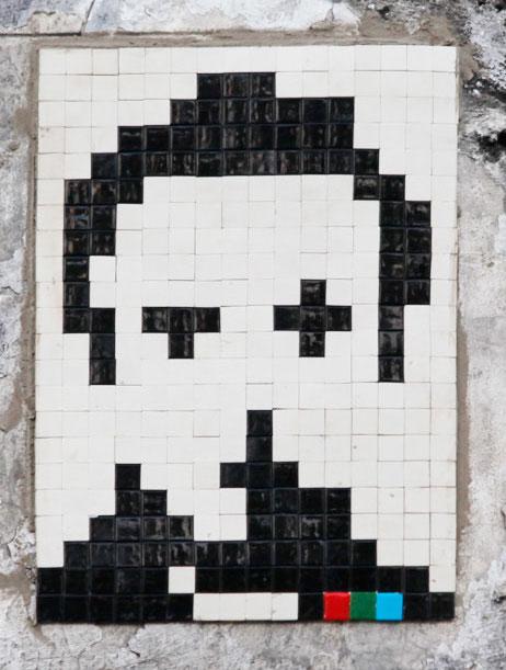 Invader Artiste Wikipédia