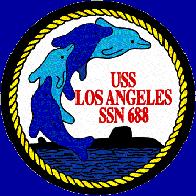 SSN-688 insignia