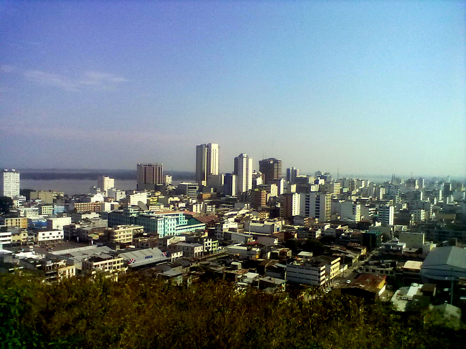 Al Centro de la Ciudad