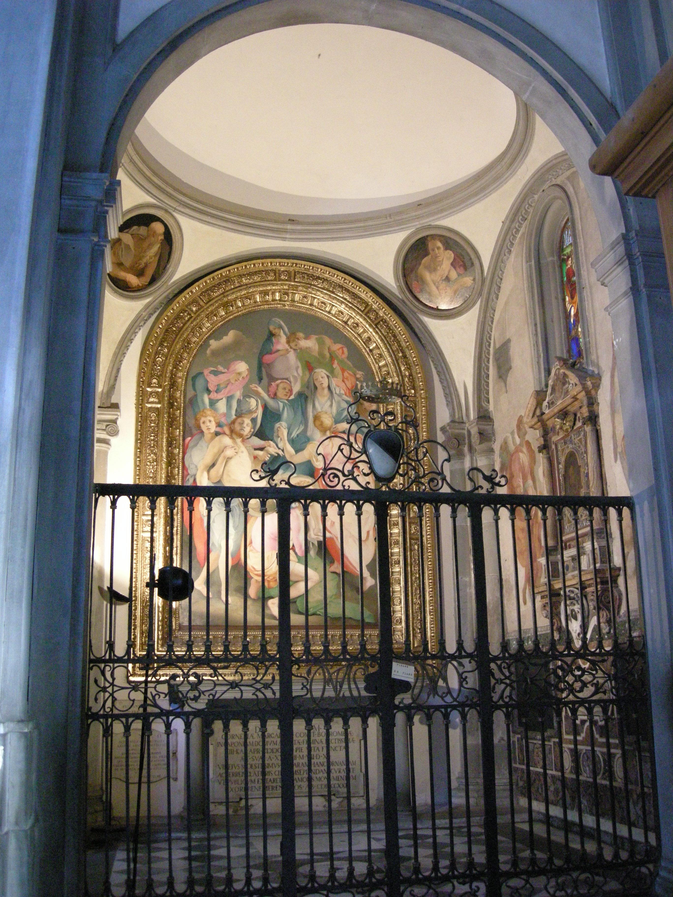 File Santa Felicita Cappella Capponi 01 Jpg Wikimedia