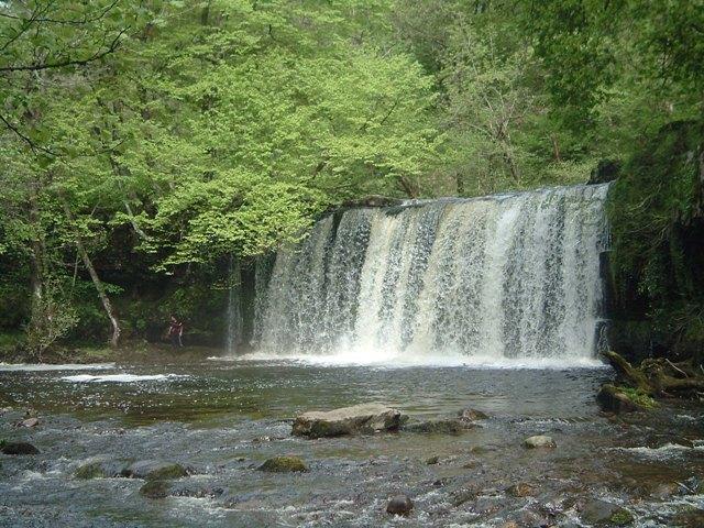 Scwd Ddwli falls - geograph.org.uk - 273579