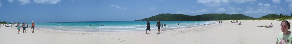 Flamenco Beach Seascape