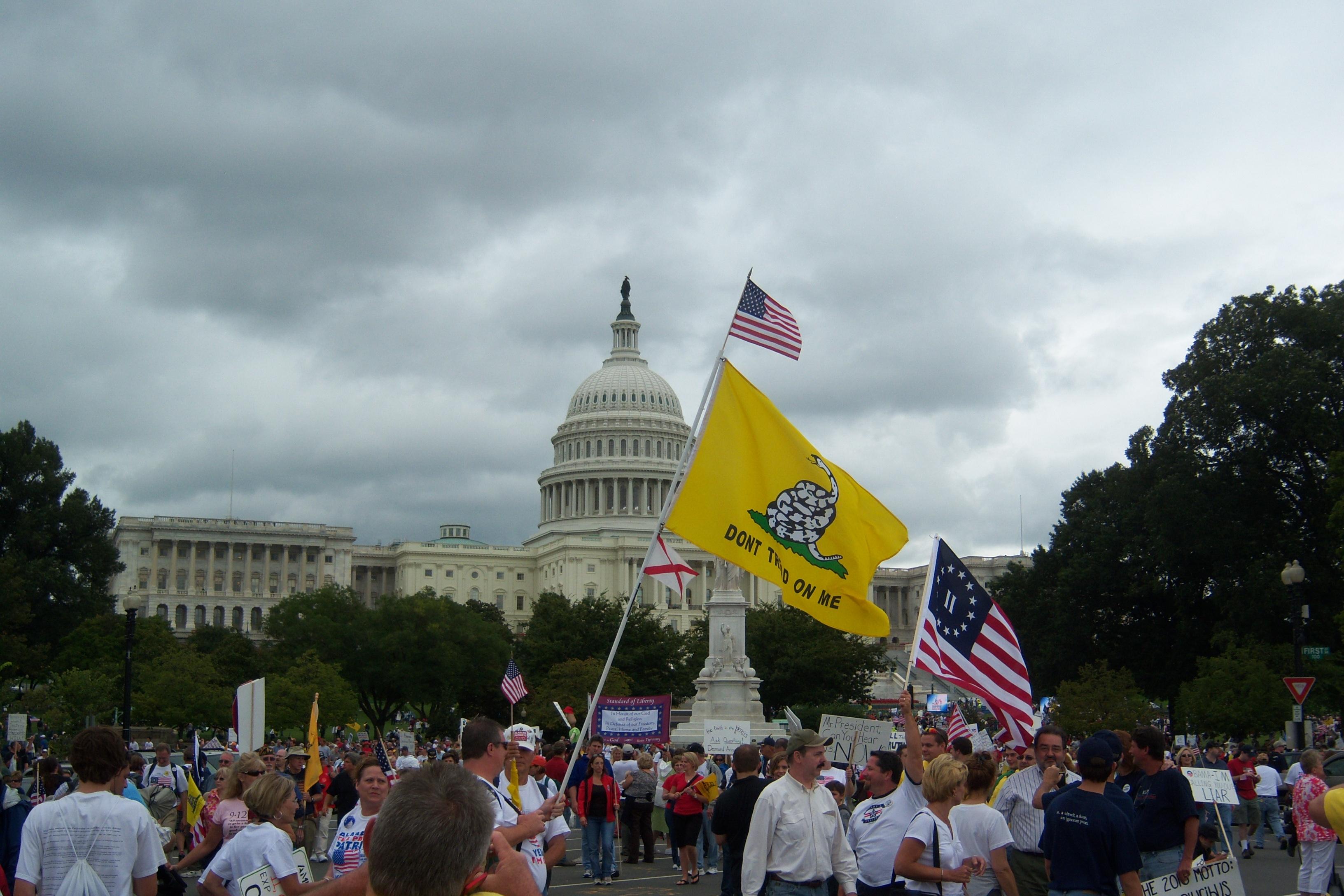 wiki list rallies protest marches washington