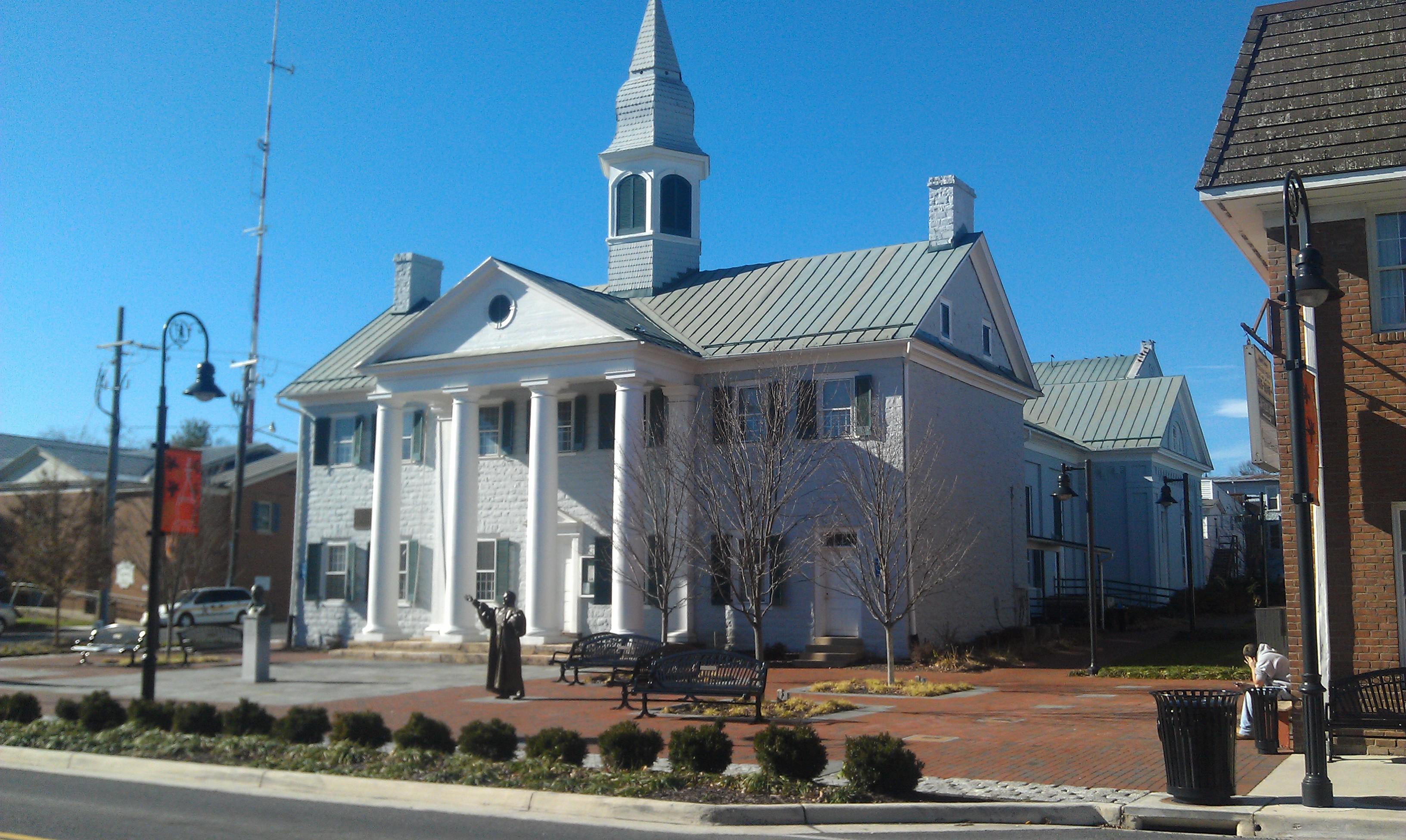 Woodstock (VA) United States  City pictures : Shenandoah County Courthouse Woodstock VA Nov 11 Wikipedia ...