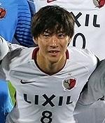 Shoma Doi Japanese footballer