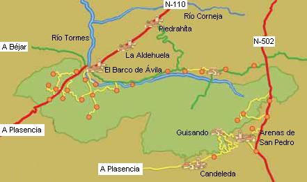 GREDOS - 26-27 de Fevereiro Sierradegredos