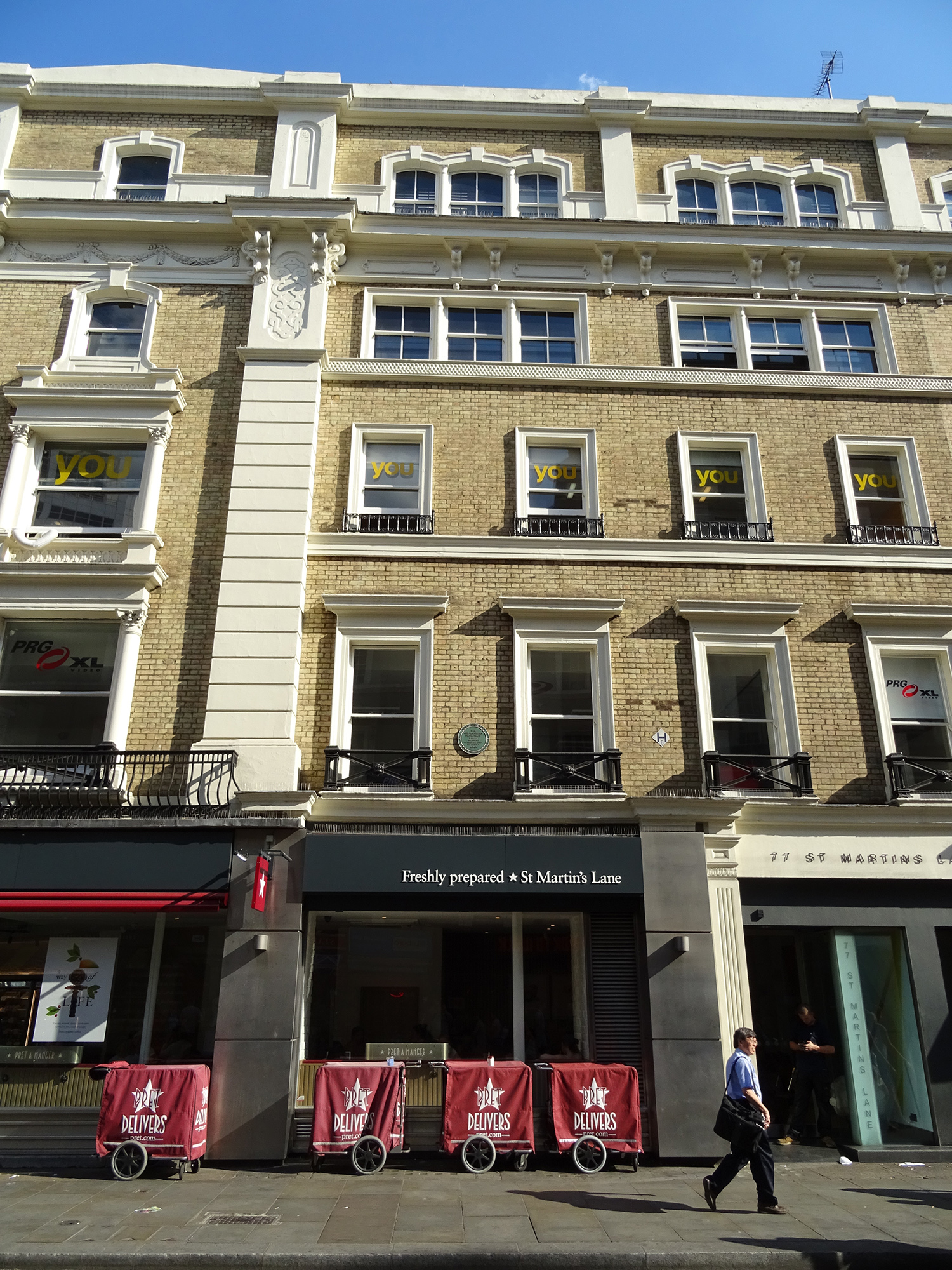 Filesite Of Old Slaughters Coffee House 78 St Martins
