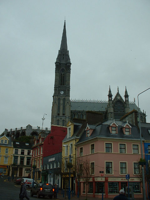 St. Colman's Cathedral, Cobh, of Cloyne, Ireland