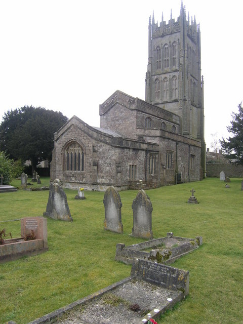 Church of St Giles, Leigh-on-Mendip