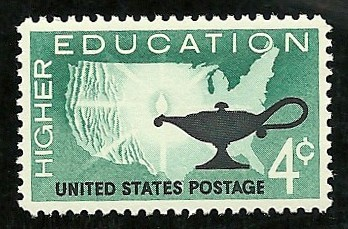 Stamp-higher-education