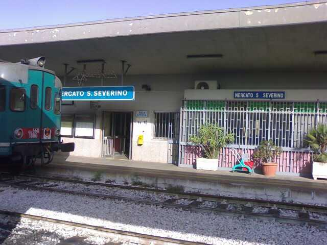 Mercato San Severino railway station