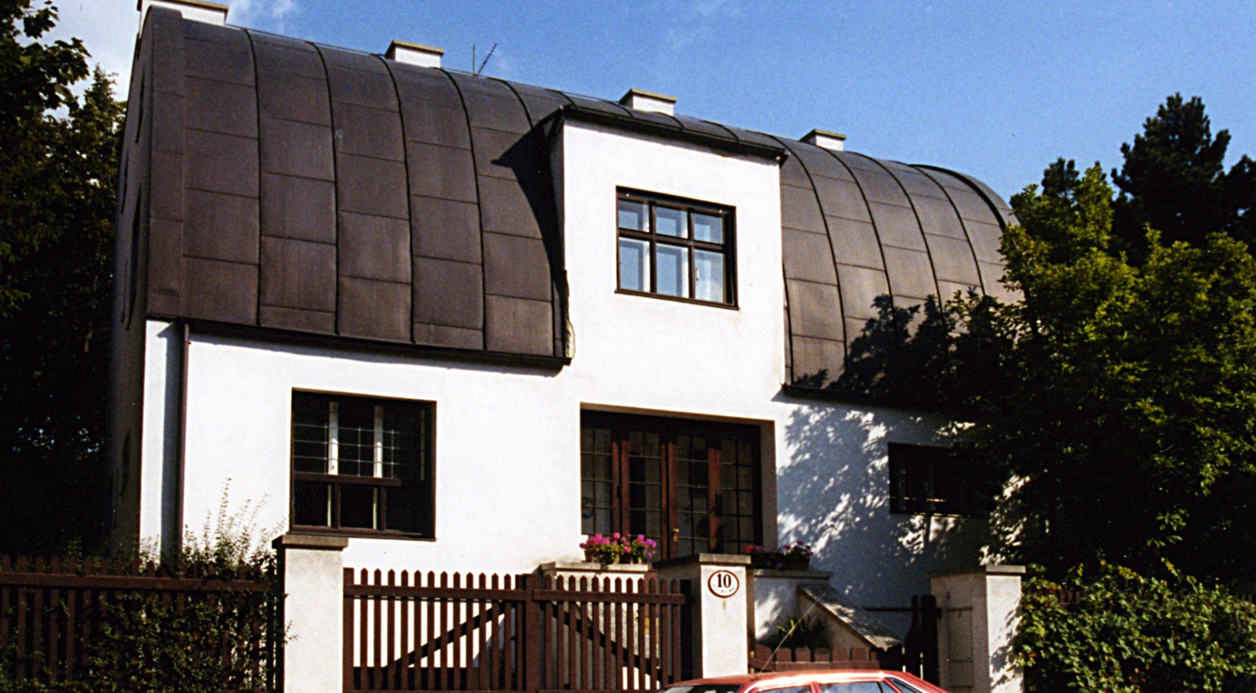 Baker House Interior Design