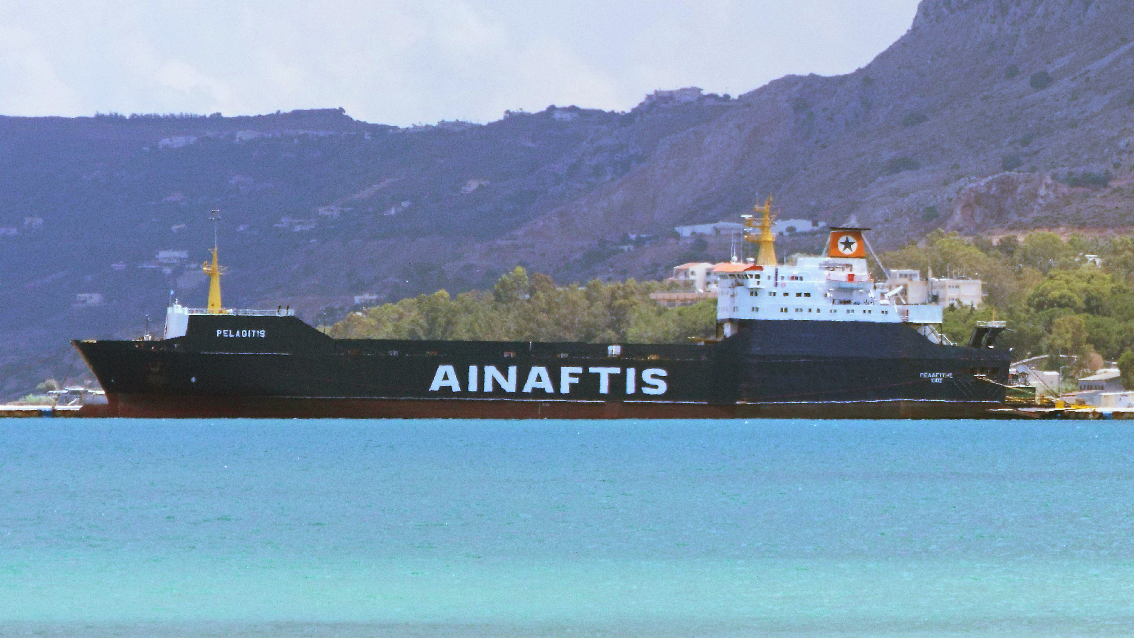 MV Atlantic Freighter - Wikipedia