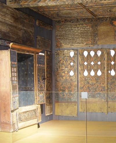 Vertäfelung synagoge unterlimpurg wikiwand