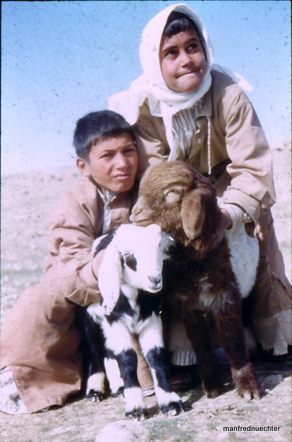 Syrien 1961 Kinder