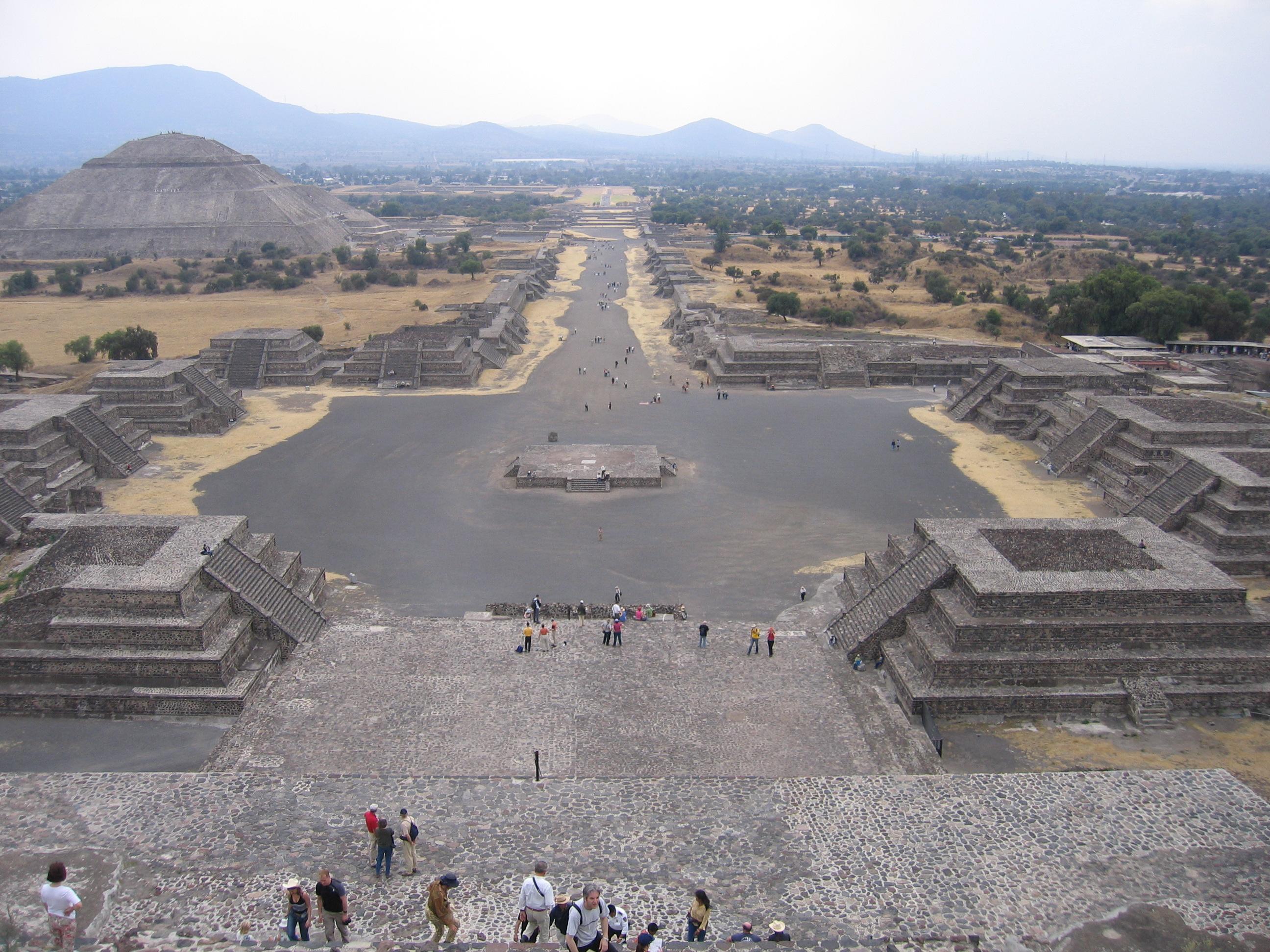Resultado de imagem para teotihuacán