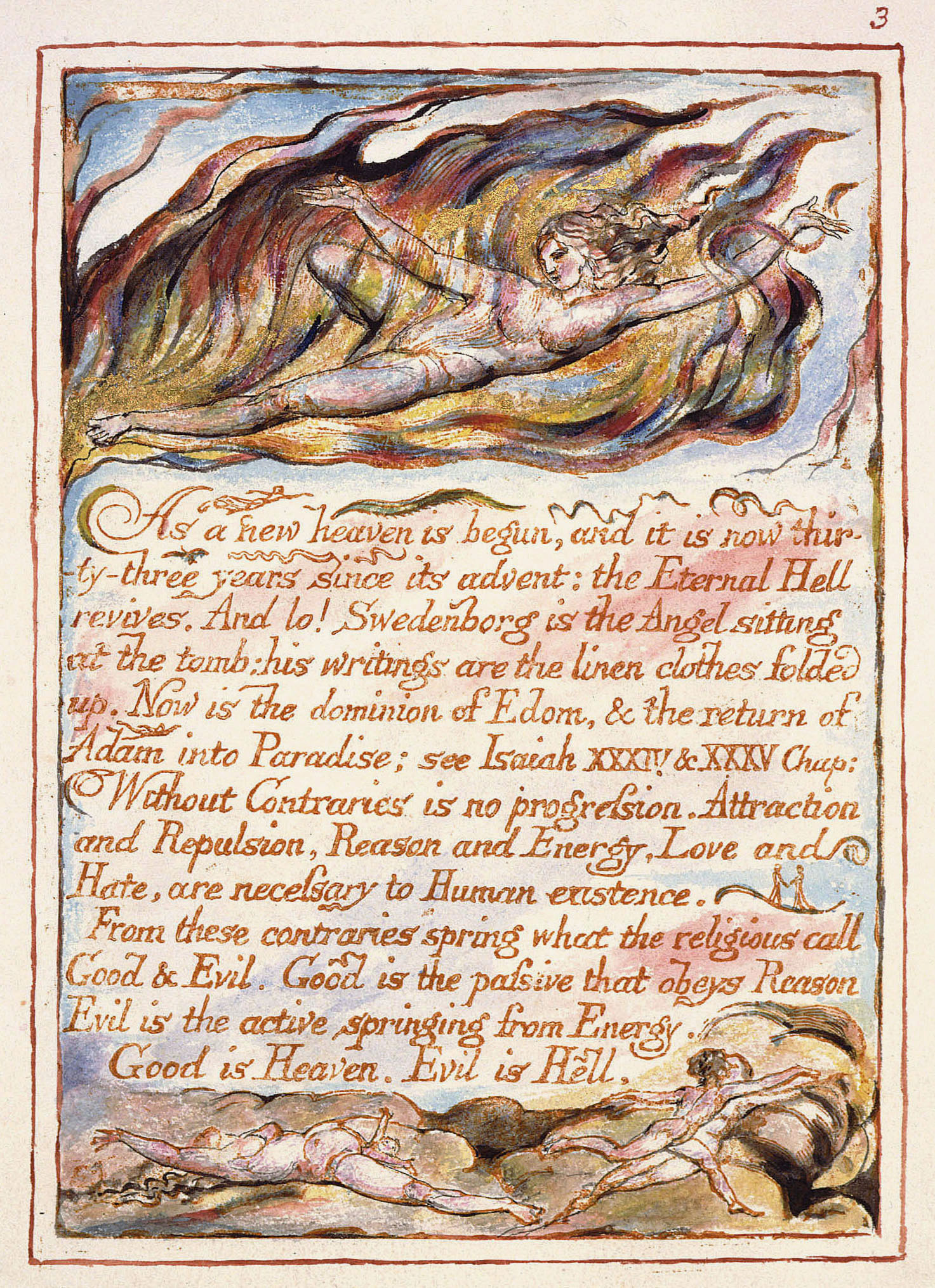 the marriage of heaven and hell Project gutenberg's the marriage of heaven and hell, by william blake this ebook is for the use of anyone anywhere at no cost and with almost no restrictions whatsoever.