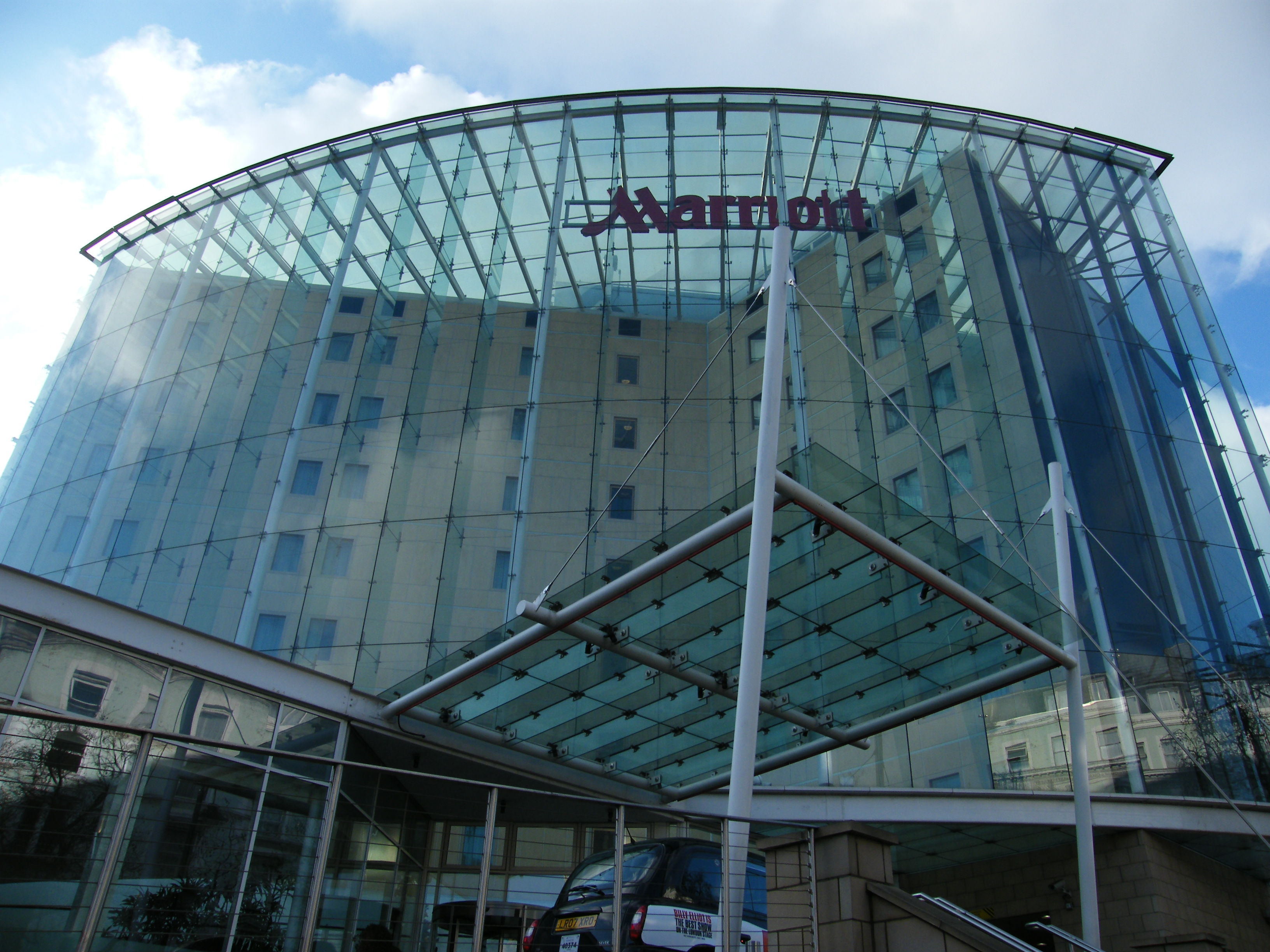 London Marriott Hotel Maida Vale Nearest Tube