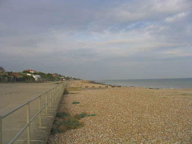 The Promenade, South Cliff, Cooden, Sussex - geograph.org.uk - 36872