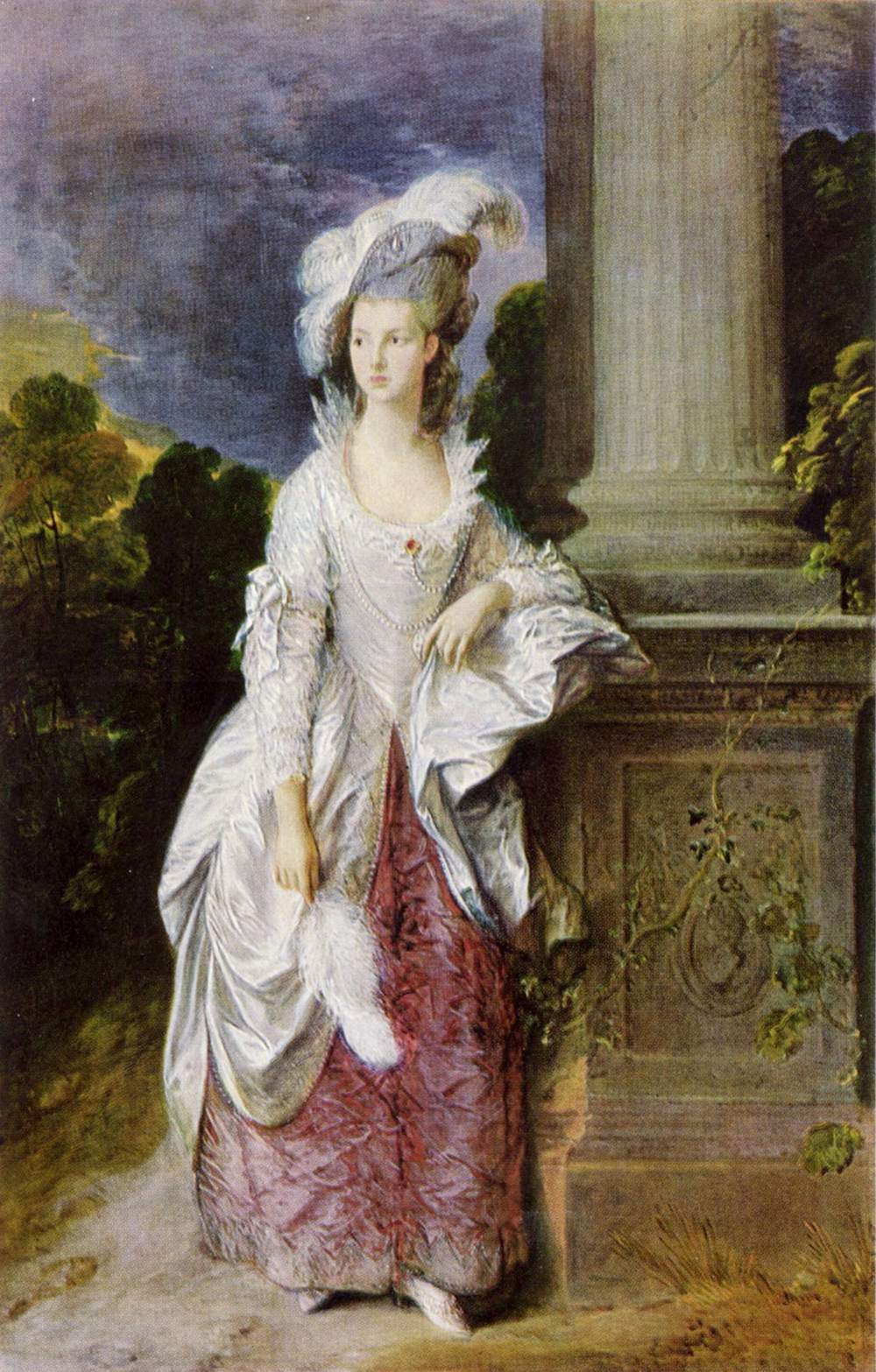 Moved by Love: Inspired Artists and Deviant Women in Eighteenth-Century France.