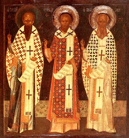 Three Holy Hierarchs