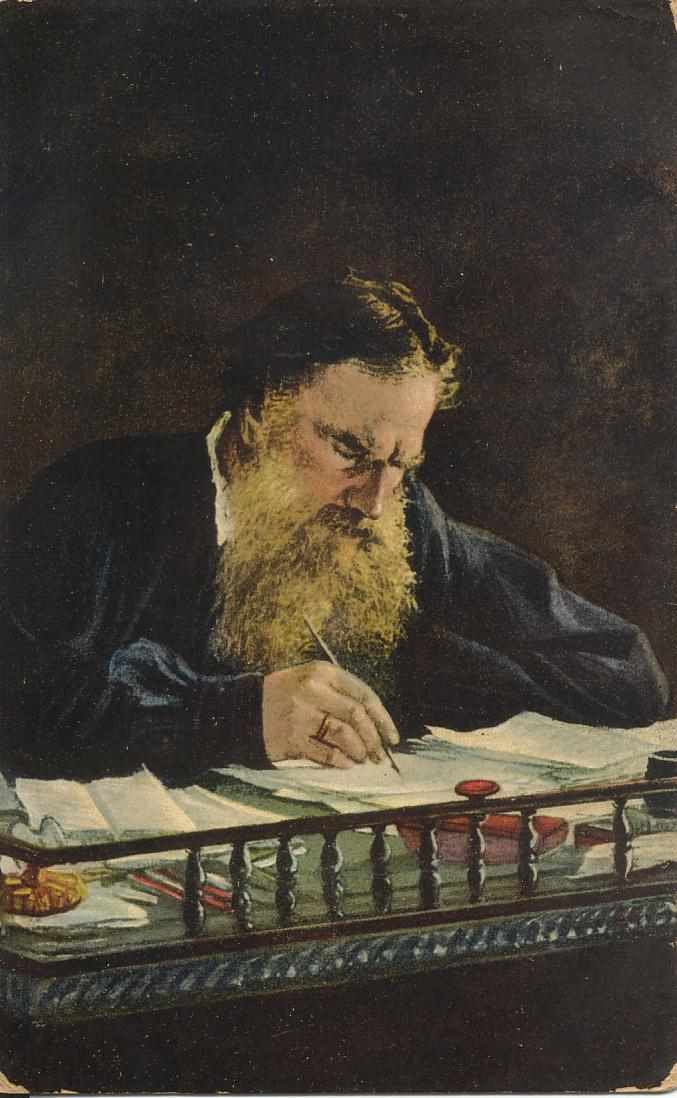 tolstoy sparknotes