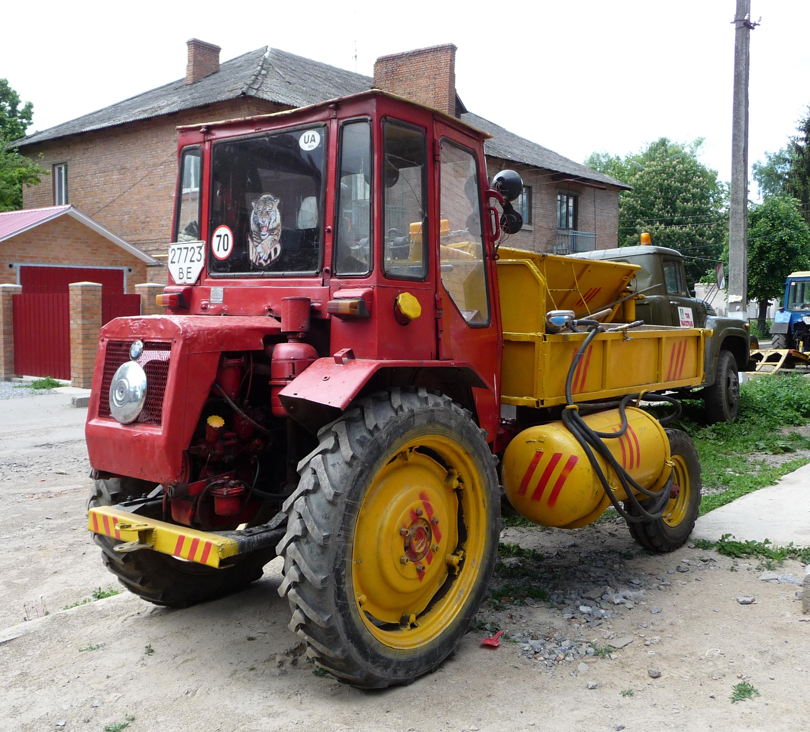 16 трактор
