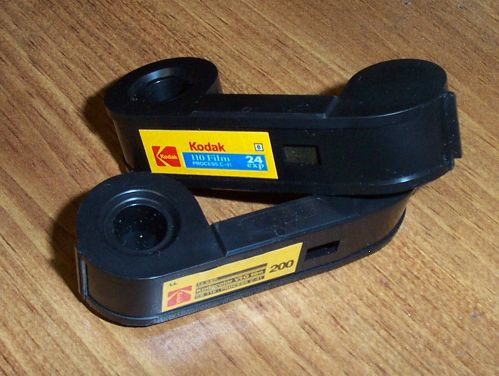 110 Film rolls