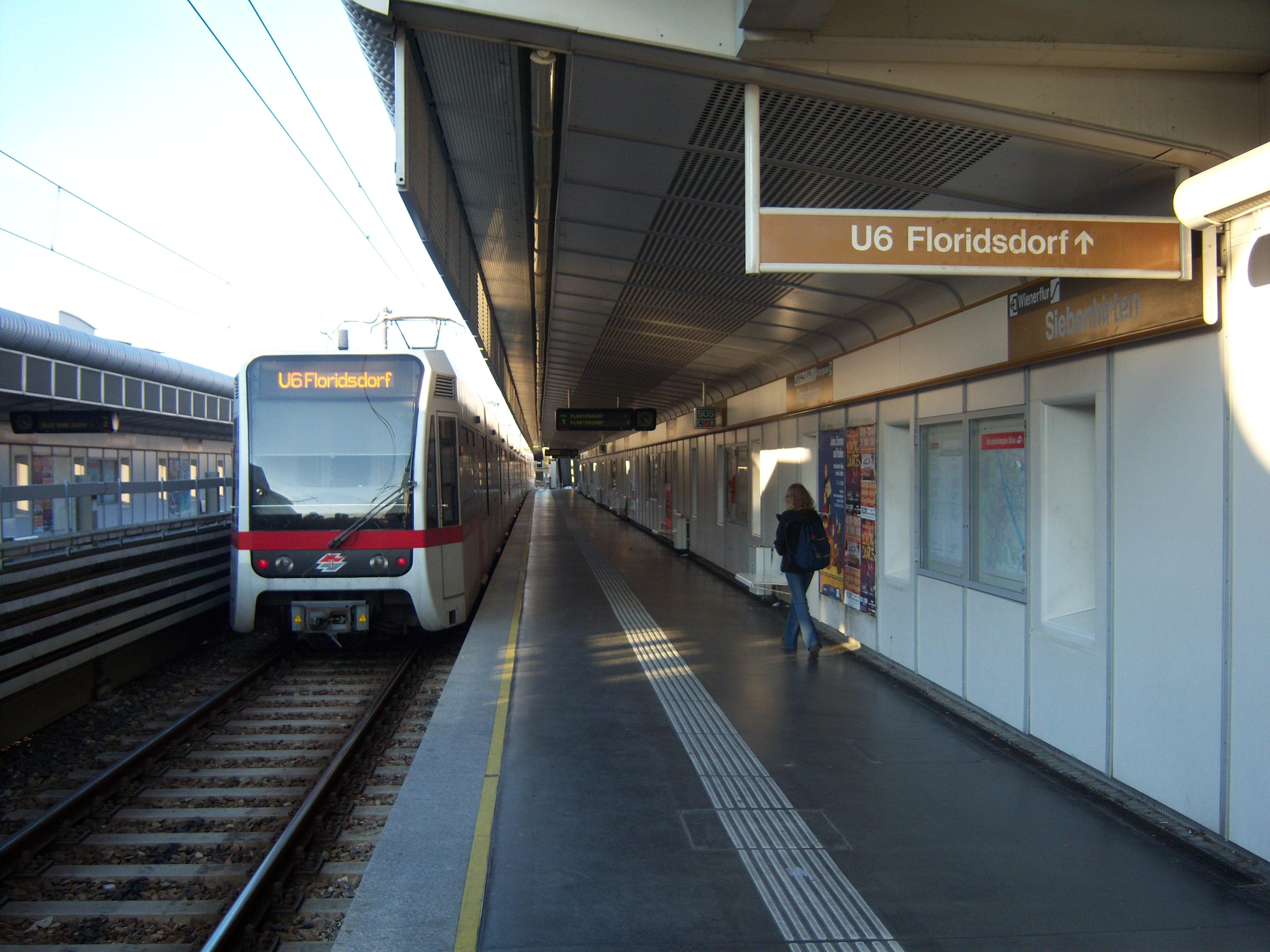 U6 Vienna U Bahn Wikipedia