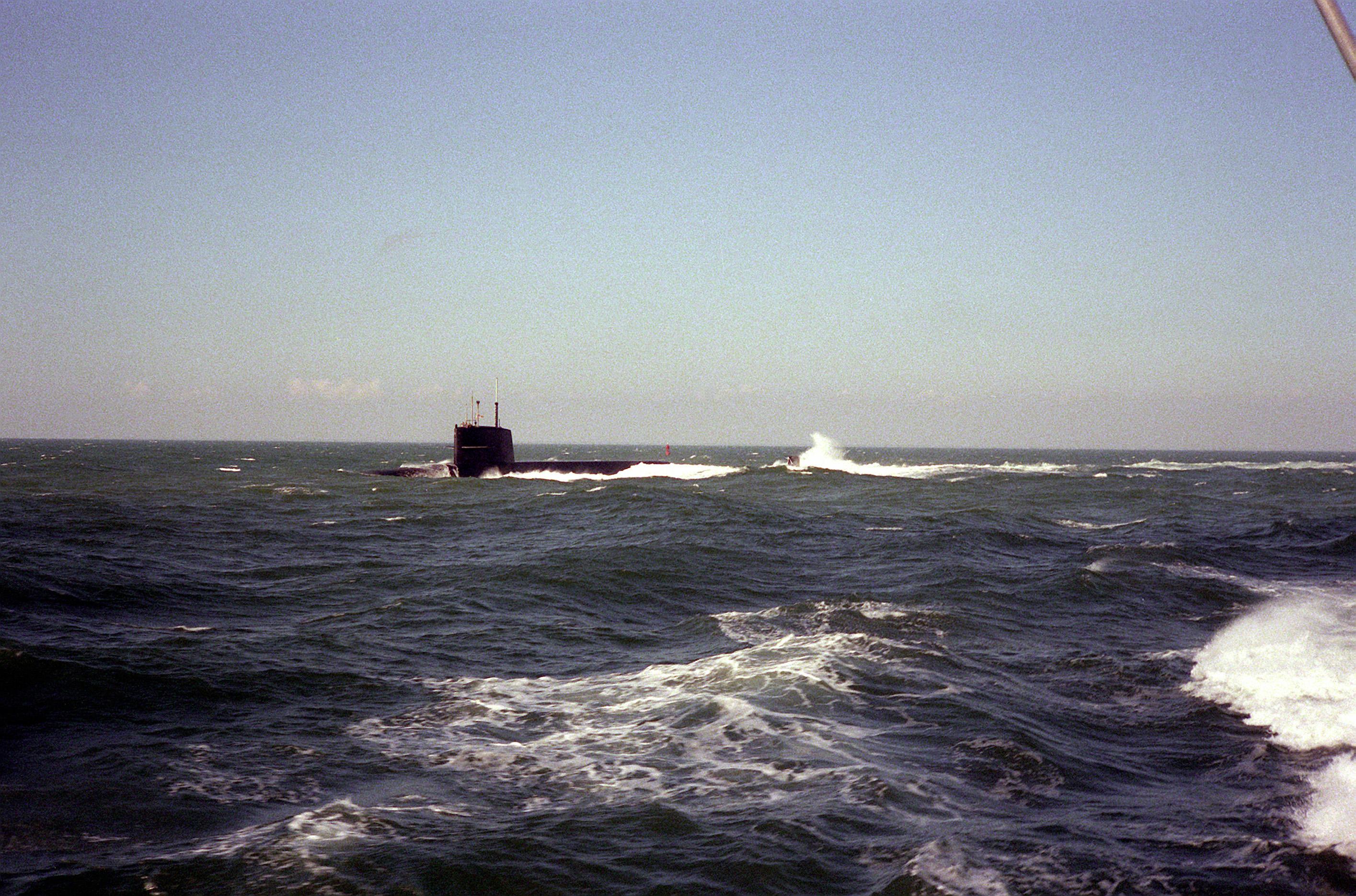 USS Tecumseh SSBN-628