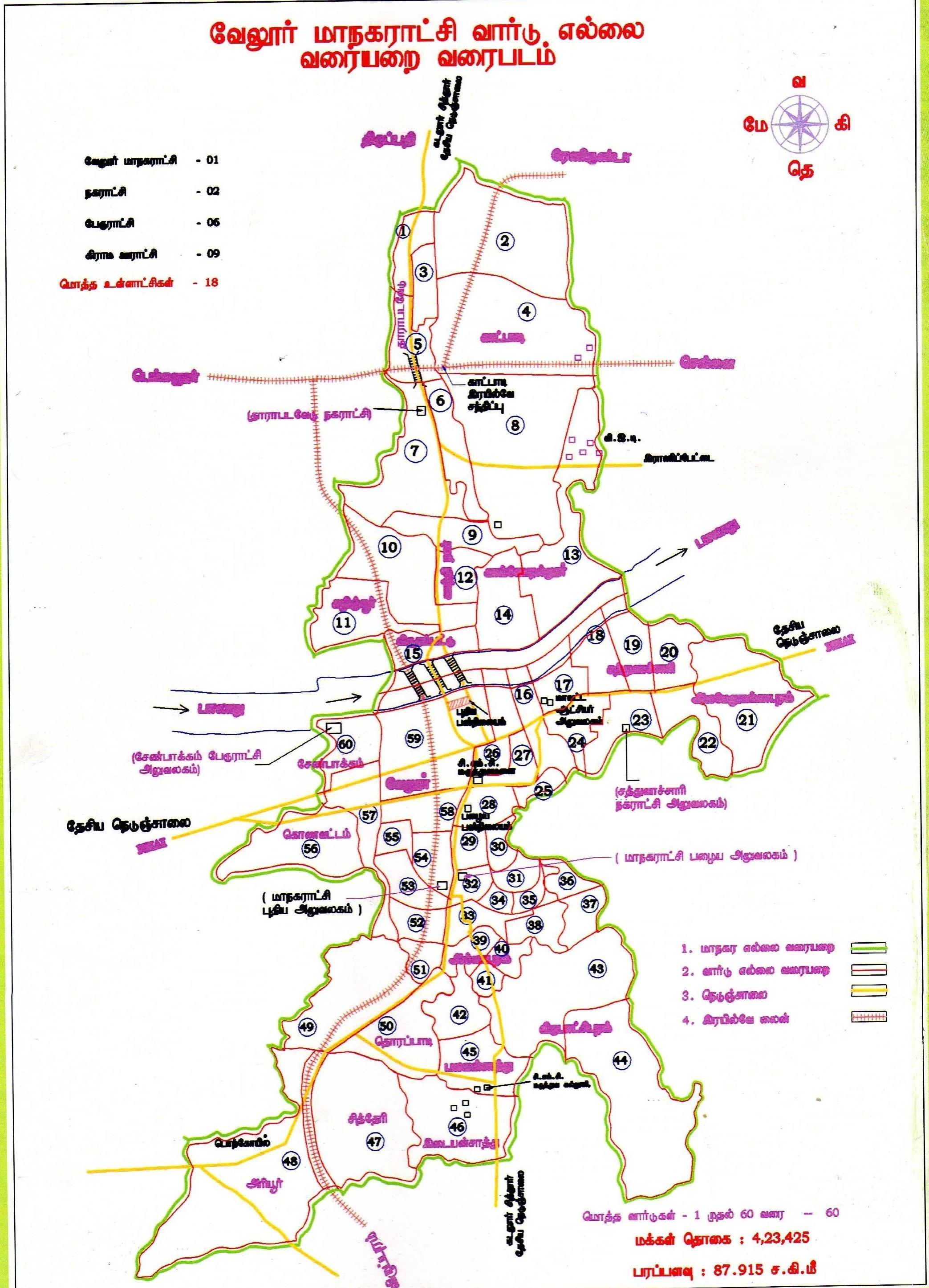 Vellore Municipal Corporation - Wikipedia