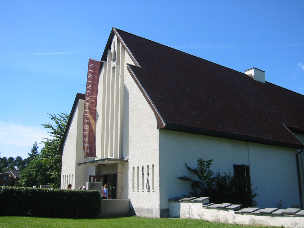 Viikingilaevade muuseum