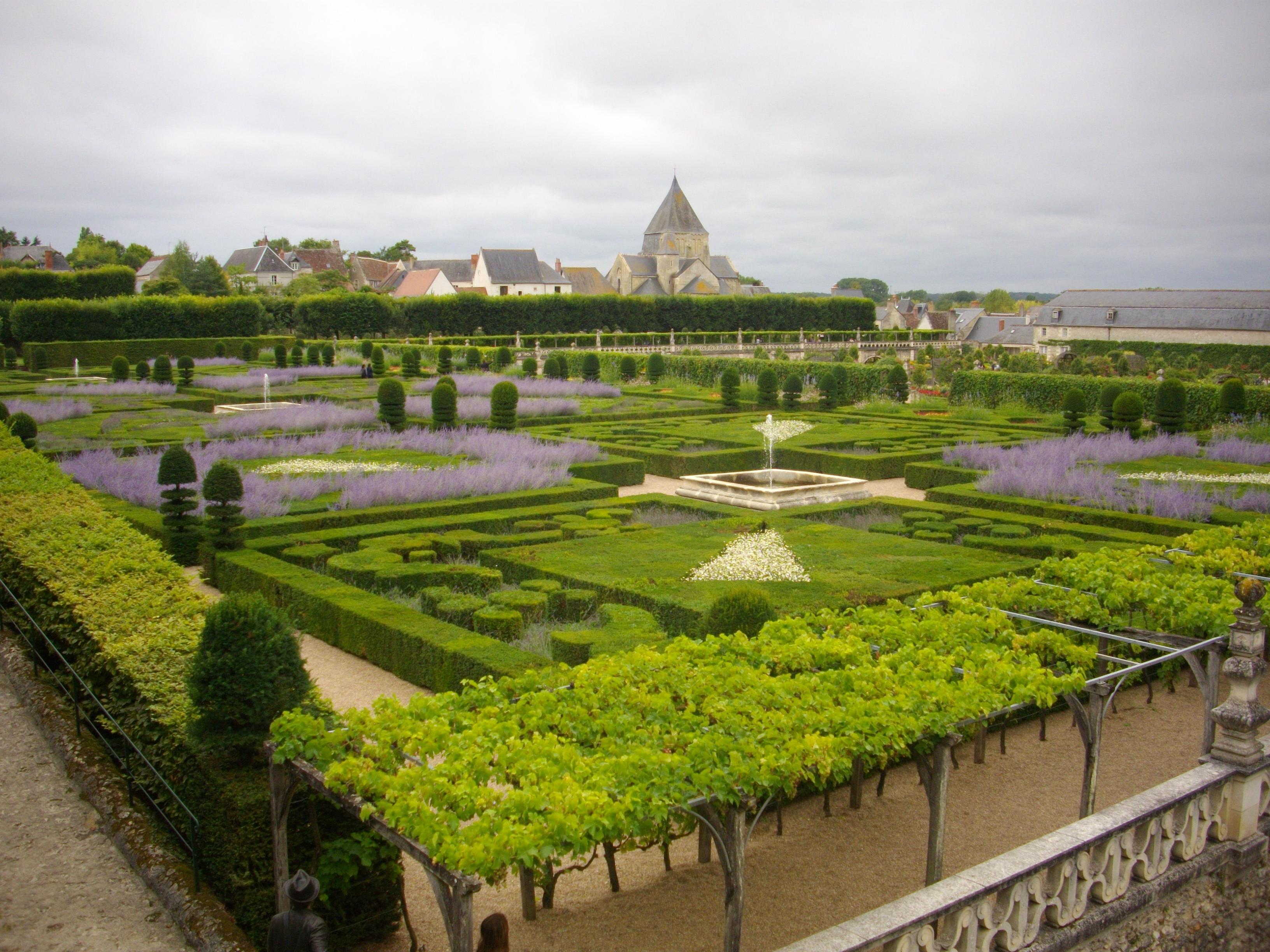 File:Villandry - château, jardin d\'ornement (16).jpg ...