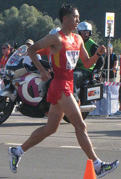 Image illustrative de l'article Wang Zhen (athlétisme)