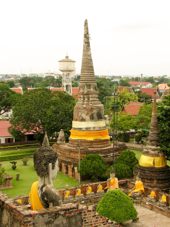 File:Wat Yai Chai Mongkhon Ayutthaya Thailand 07.jpg - Wikimedia Commons