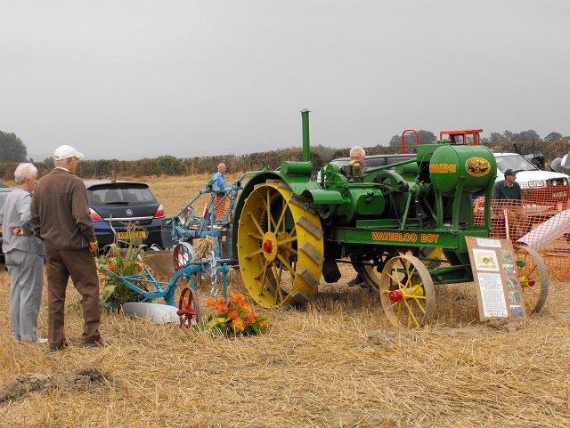 Waterloo Boy Tractor Geograph Org Uk